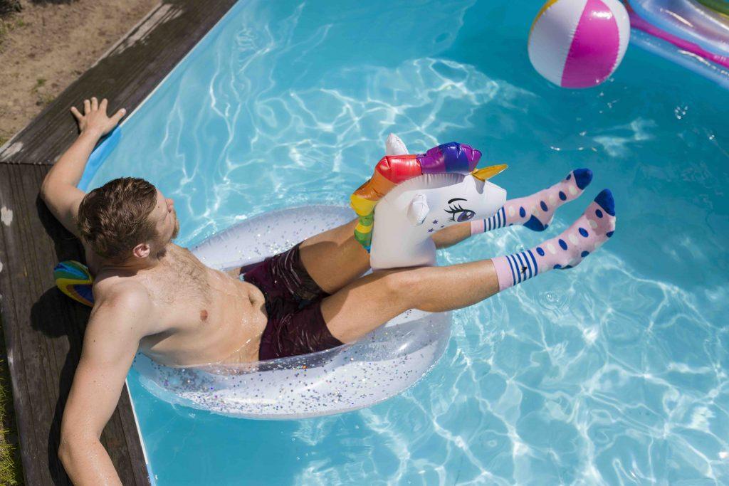 Het sokken abonnement van Nederland