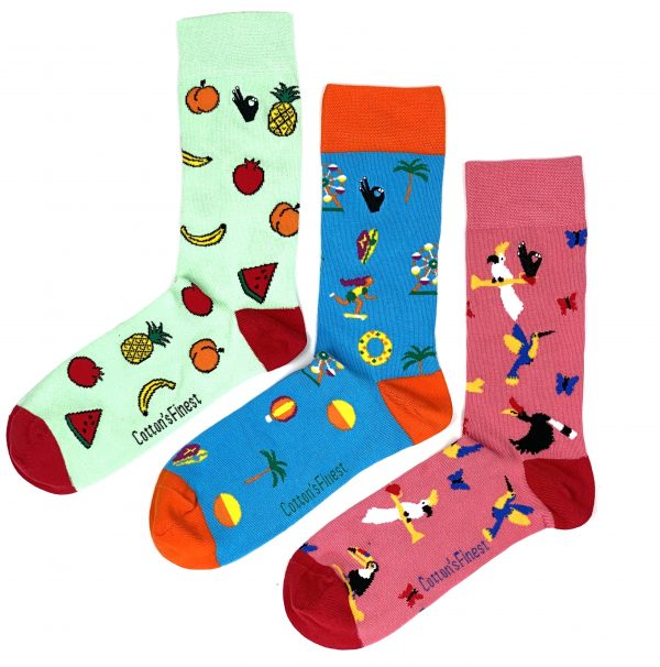 Zomer sokken