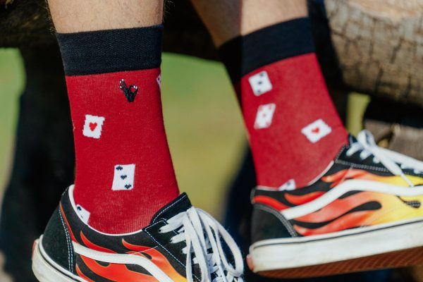 Kaarten sokken