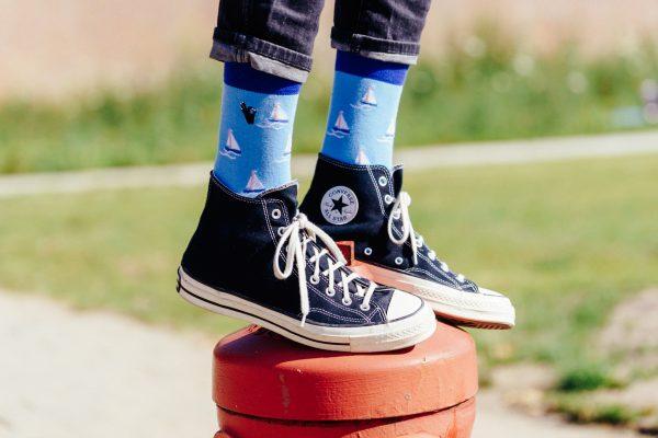 Zeilen sokken