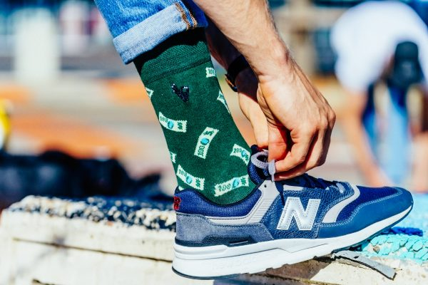 Dollar sokken
