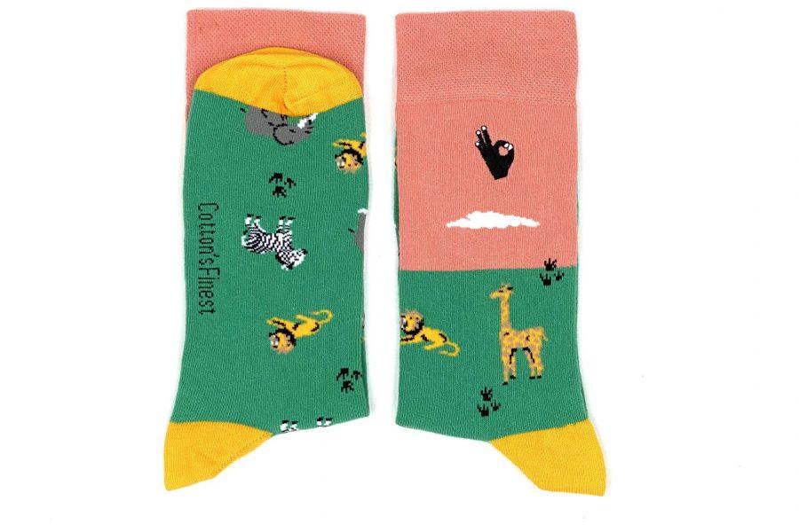 Zuid afrika sokken